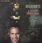 Harry Belafonte – To Wish You A Merry Christmas