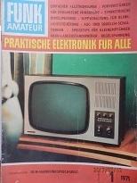 Funkamateur. Praktische elektronik für alle. Бр. 1-4, 7, 9-12 / 1971